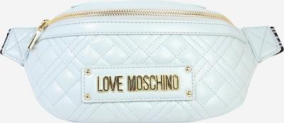 Love Moschino Gürteltasche 'BORSA QUILTED' in hellblau, Produktansicht