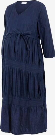 MAMALICIOUS Umstandskleid in dunkelblau, Produktansicht