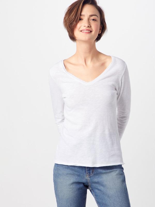 AMERICAN VINTAGE Shirt 'SONOMA' in weiß  Neue Neue Neue Kleidung in dieser Saison 199836