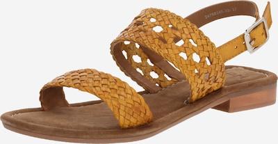 SPM Sandale 'Sandy' in gelb, Produktansicht