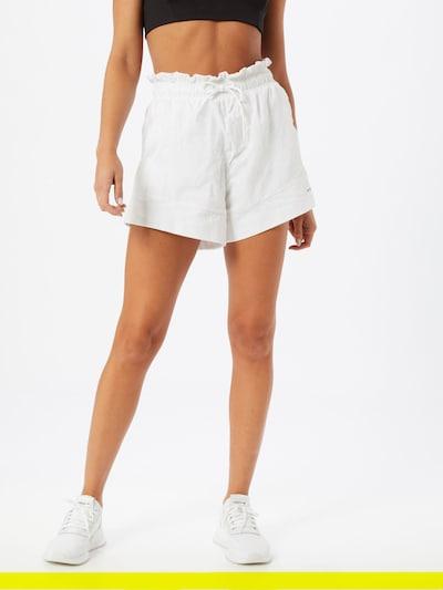 ADIDAS PERFORMANCE Spordipüksid valge, Modellivaade