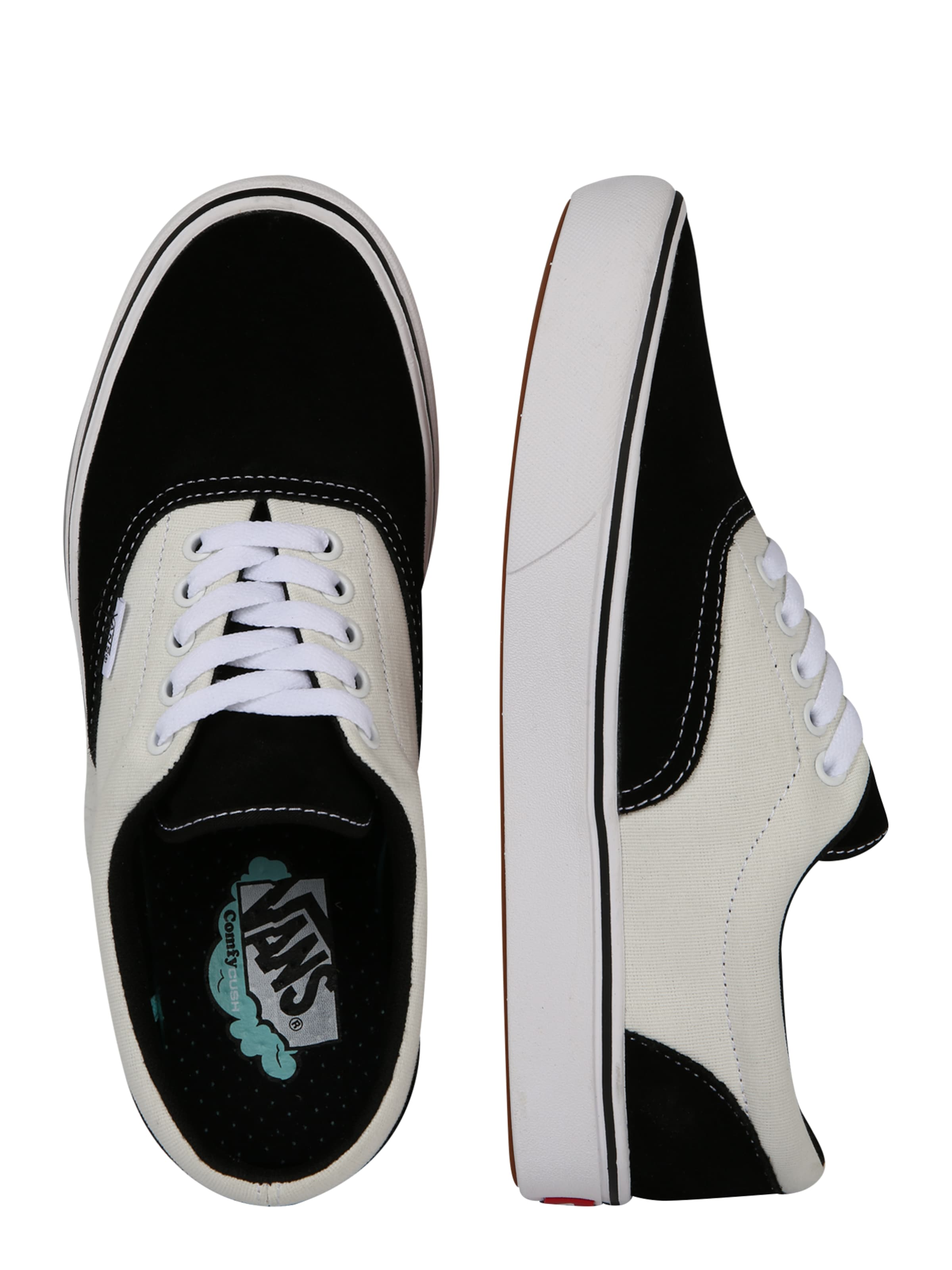 SchwarzOffwhite Sneaker In Era' Comfycush Vans 'ua f76YvbgIy
