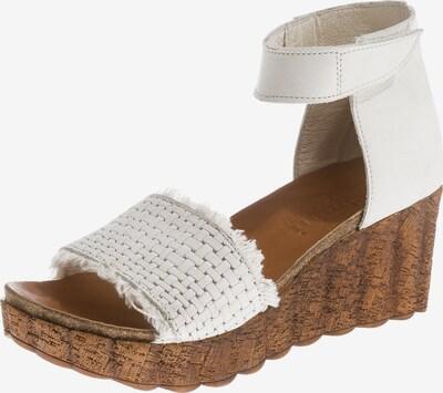 FELMINI Sandaletten in naturweiß, Produktansicht