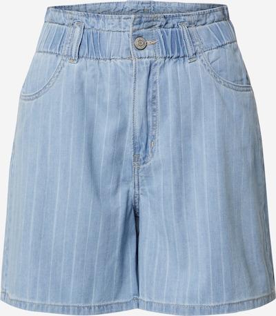 Noisy may Jeans in de kleur Blauw denim, Productweergave