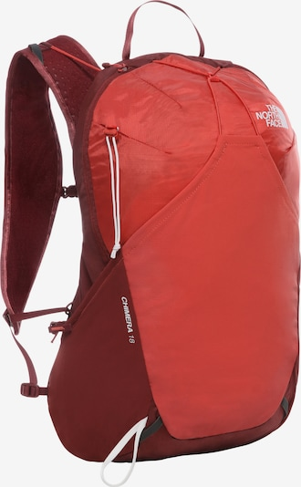 THE NORTH FACE Rucksack 'Chimera W' in rot, Produktansicht