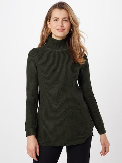 heine Pulover | oliva barva, Prikaz modela