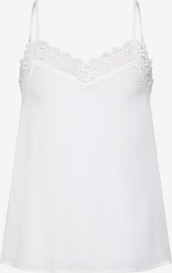 ONLY Blusentop 'EMMA' in weiß, Produktansicht