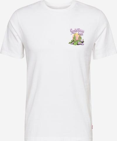 LEVI'S T-Krekls pieejami balts, Preces skats