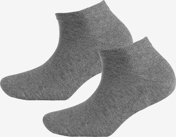 BIRKENSTOCK Ankle Socks in Grey