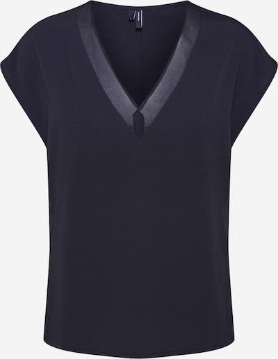 VERO MODA Shirt 'VMWILLOW' in schwarz, Produktansicht