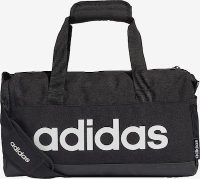 ADIDAS PERFORMANCE Sporttasche in schwarz: Frontalansicht