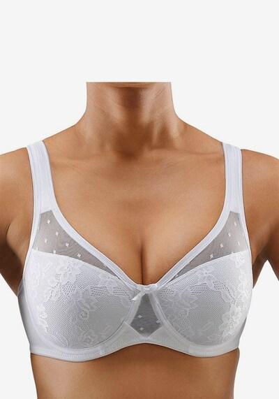 NUANCE BH in de kleur Wit, Productweergave