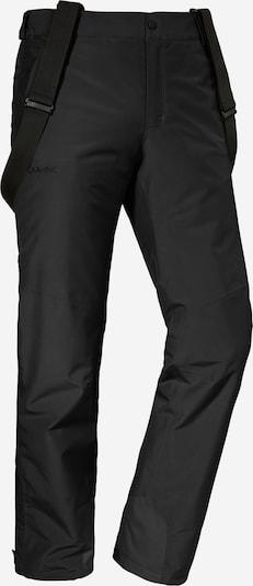 Schöffel Outdoorbroek 'Bern' in de kleur Zwart, Productweergave
