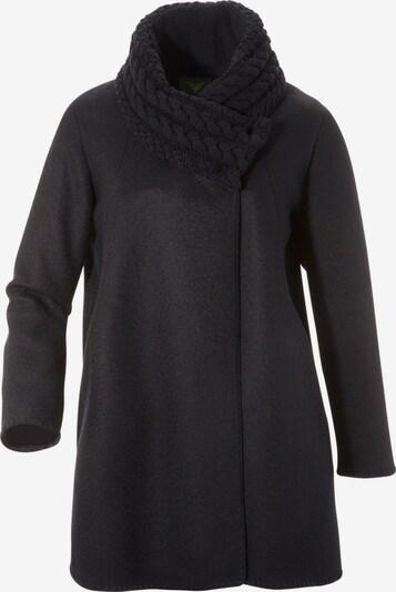 H.Moser Trachtenponcho in schwarz, Produktansicht