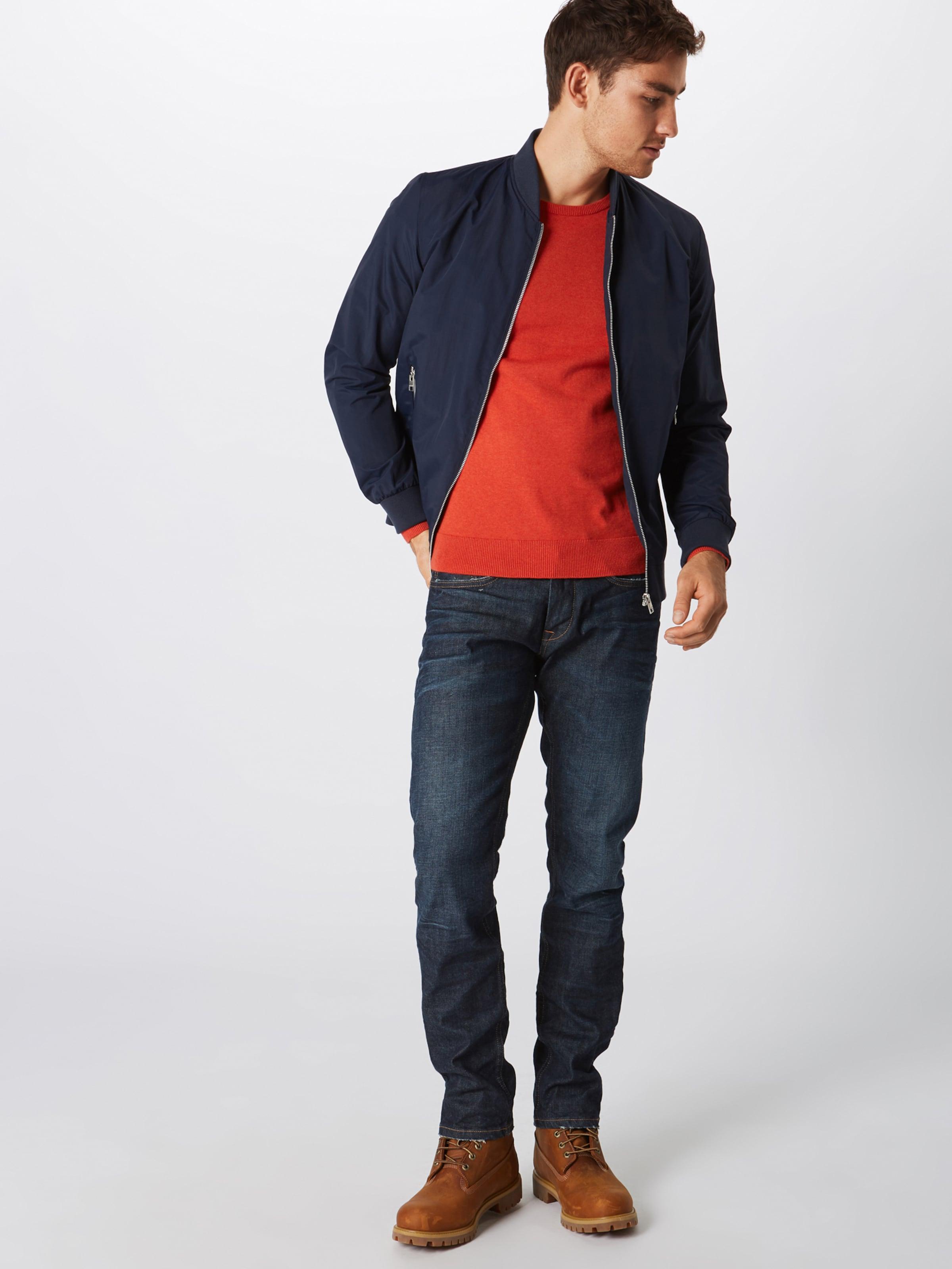 Red oliver En Label S Jean Bleu Denim O0wPknX8