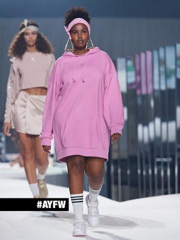 Powerful Pink Hoodie Look