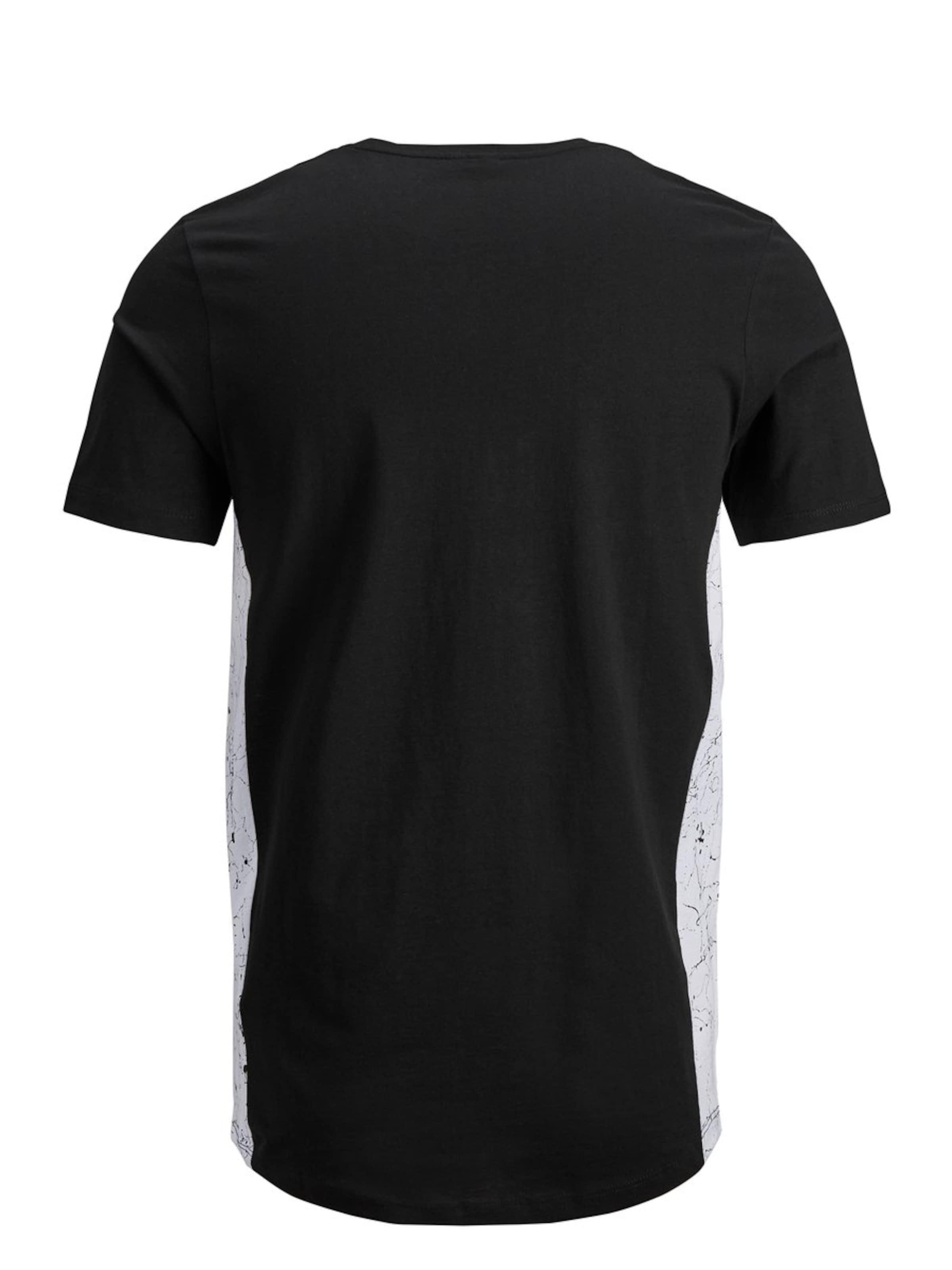 En Jackamp; T Jones NoirBlanc shirt 08PwOnXkN