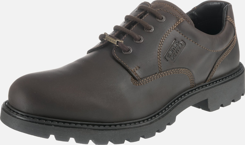CAMEL ACTIVE Schnürschuhe 'Outback GTX 21' in braun   ABOUT YOU