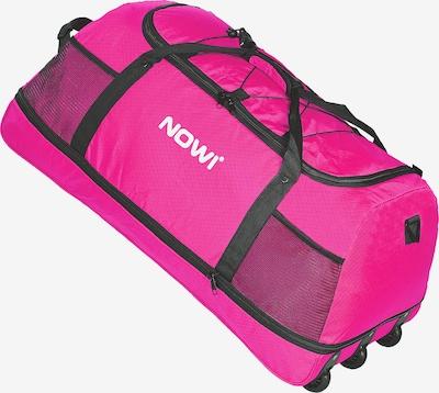 Nowi Reisetasche in neonpink / schwarz, Produktansicht
