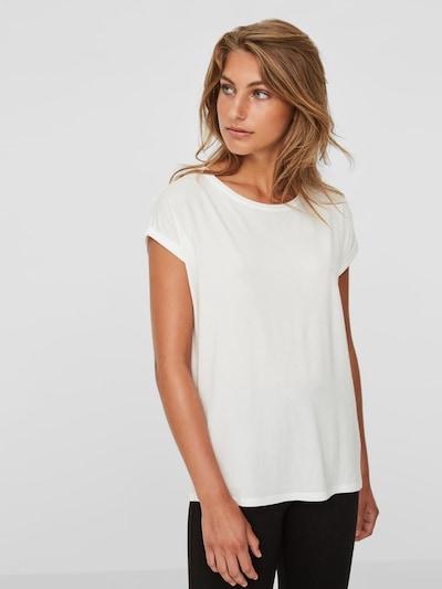 VERO MODA Shirt in de kleur Wit: Vooraanzicht