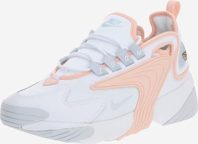 Nike Sportswear Baskets basses 'Nike Zoom 2K' en rose / blanc, Vue avec produit