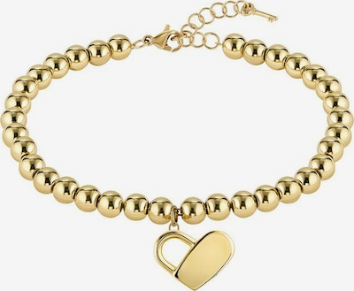 BOSS Armband 'Beads Collection 1580077' in gold, Produktansicht