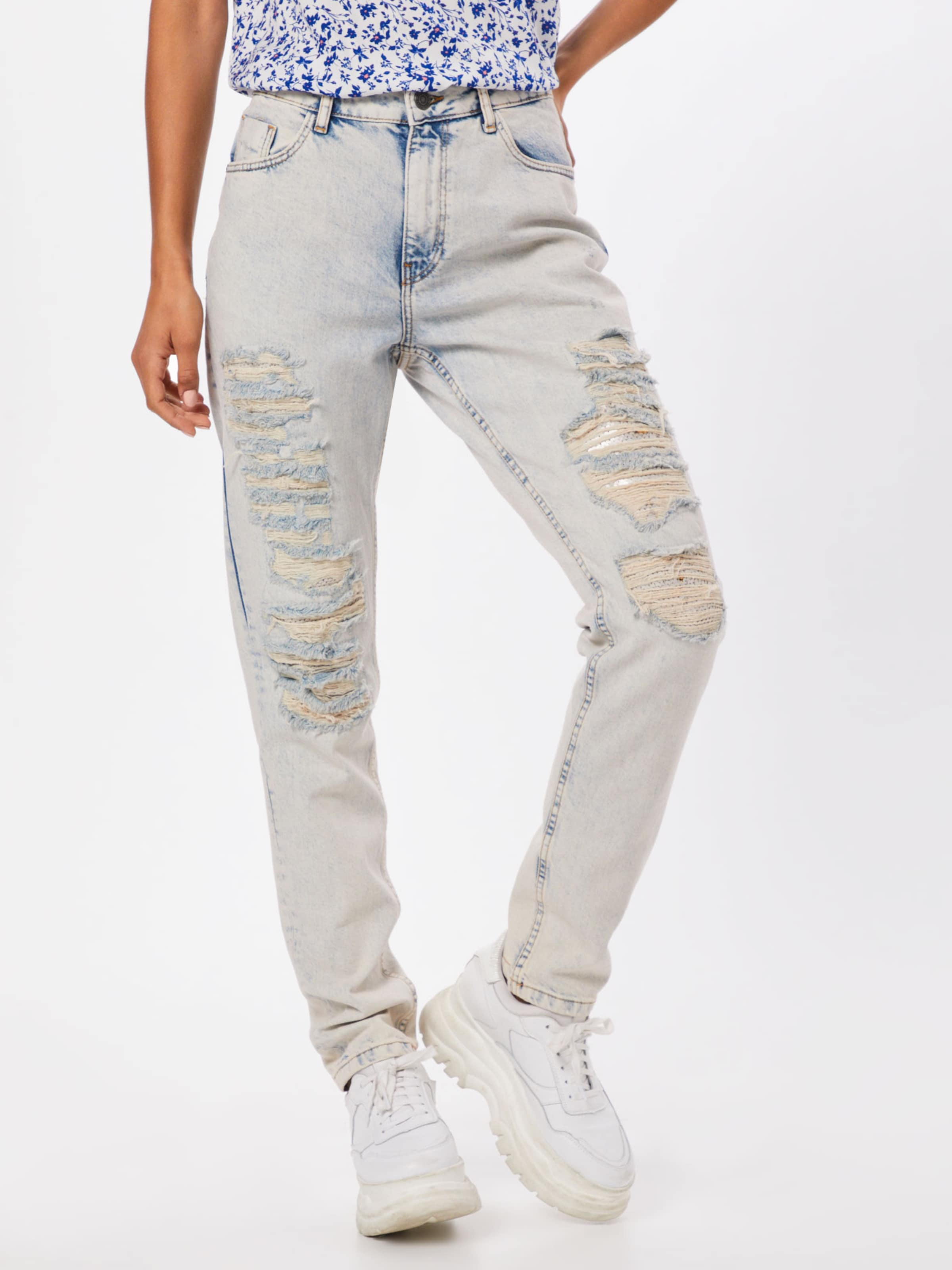In May Grey Denim Jeans 'donna' Noisy 2WIDHYE9