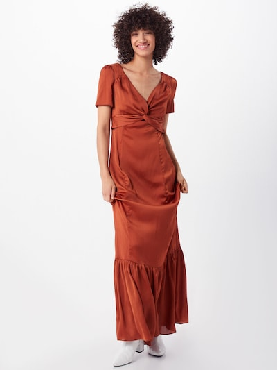 Suknelė iš GLAMOROUS , spalva - rūdžių raudona: Vaizdas iš priekio