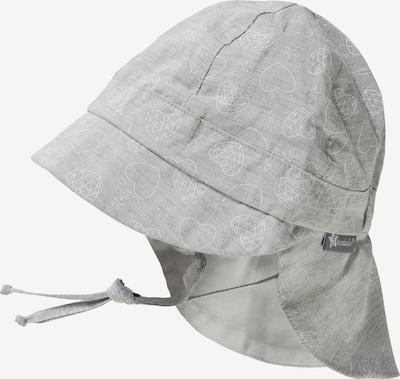 STERNTALER Hut in grau / weiß, Produktansicht