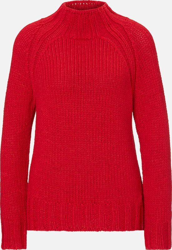 Marc O'Polo Pullover in rot, Produktansicht