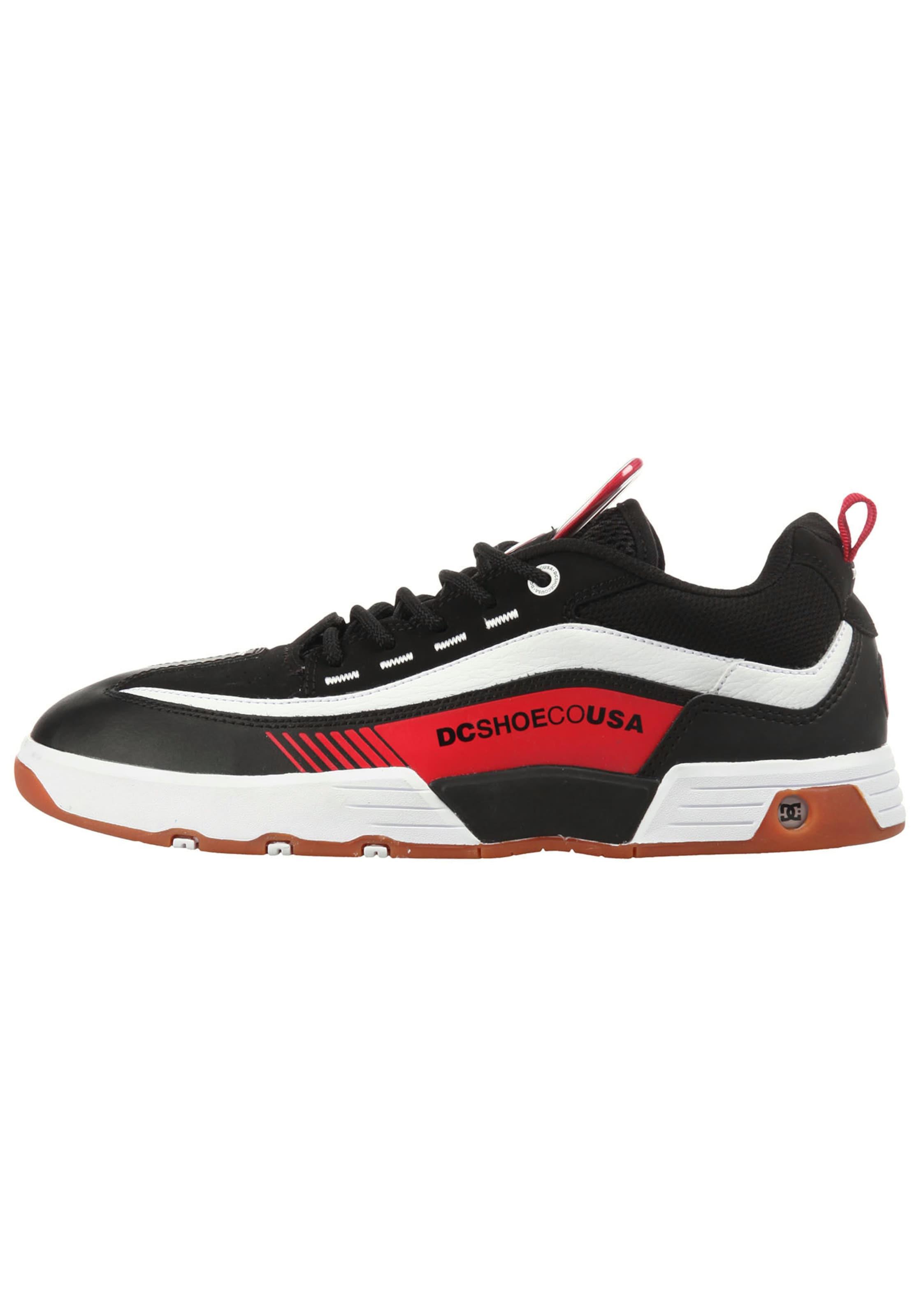 Weiß Dc 98 Slm' 'legacy Sneaker In Shoes RotSchwarz 3RjAL54