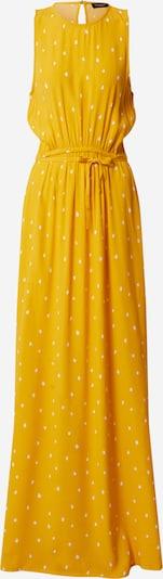 SOAKED IN LUXURY Sukienka 'Alaya' w kolorze żółty / białym, Podgląd produktu