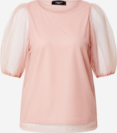 SISTERS POINT Bluse in hellpink, Produktansicht