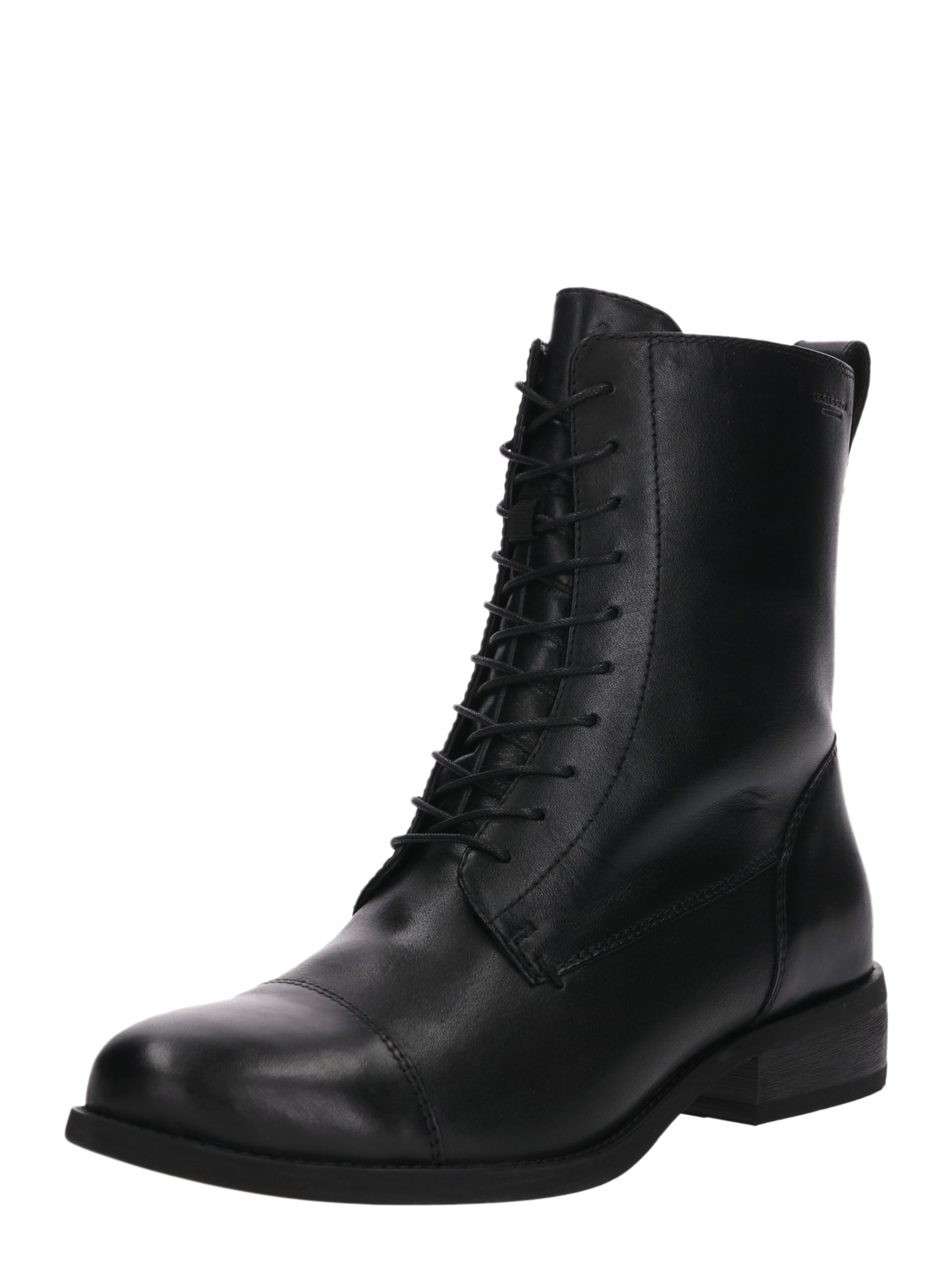 Noir 'cary' En Shoemakers Vagabond À Lacets Bottines 3ARLq5cj4