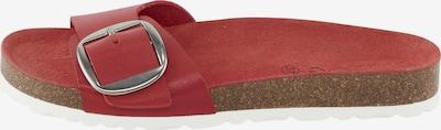 heine Heine Pantolette in rot, Produktansicht