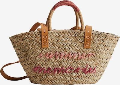 MANGO KIDS Tasche 'Isadora' in beige / pink, Produktansicht
