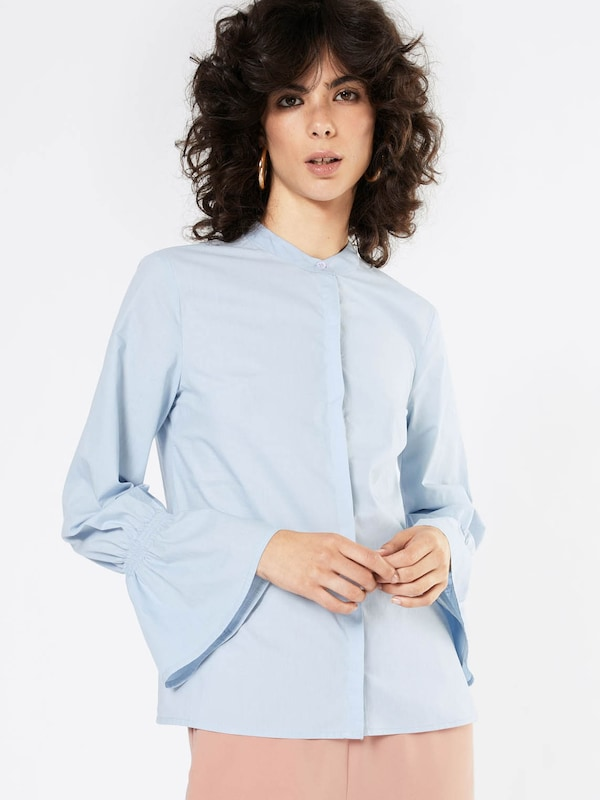 Only Blouse With Wide Sleeves End