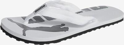 PUMA Pantoletten 'Epic Flip' in weiß, Produktansicht