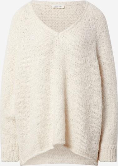 AMERICAN VINTAGE Pullover 'TUDBURY' in naturweiß, Produktansicht