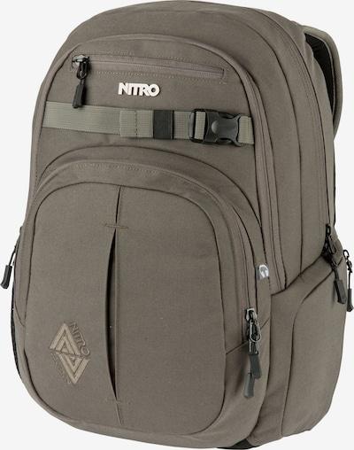 NitroBags Rucksack 'Chase' in khaki, Produktansicht