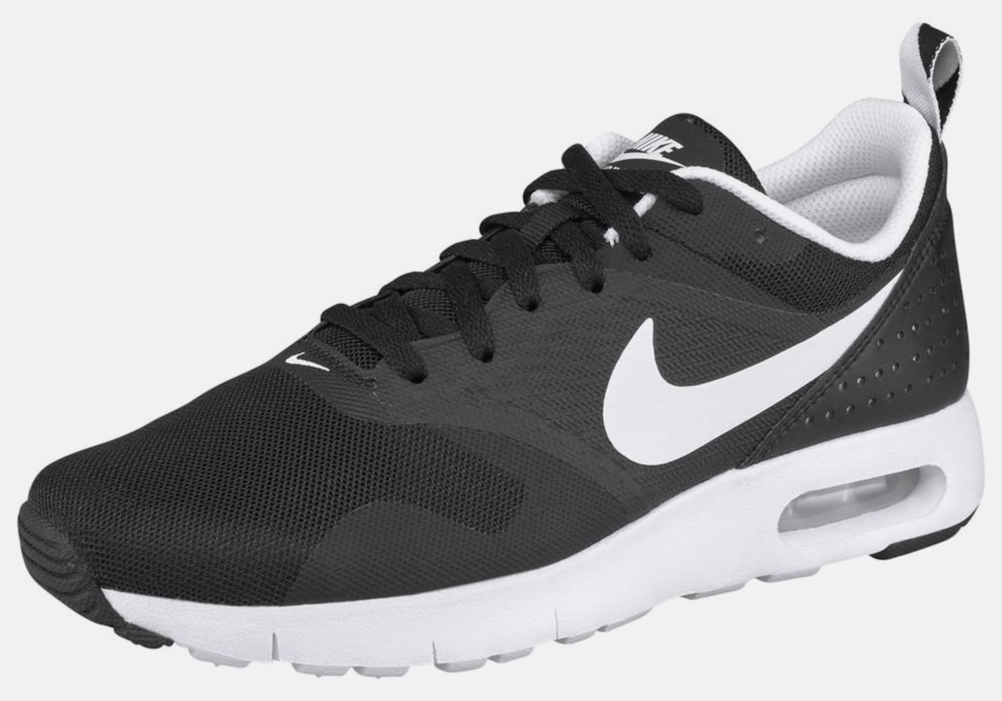 nike sportswear airmax tavas sneaker m dchen in schwarz about you. Black Bedroom Furniture Sets. Home Design Ideas