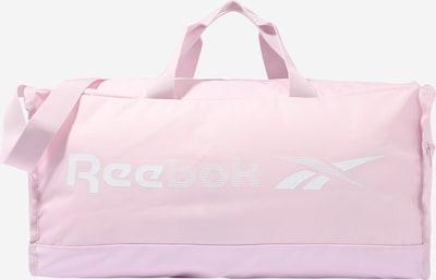 Geantă sport REEBOK pe roz pastel, Vizualizare produs