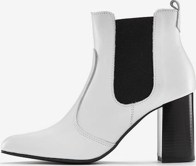 LASCANA LASCANA Ankleboots in weiß, Produktansicht