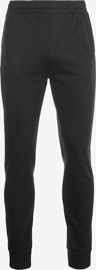Hummel Trainingshose 'Mateo' in schwarz, Produktansicht
