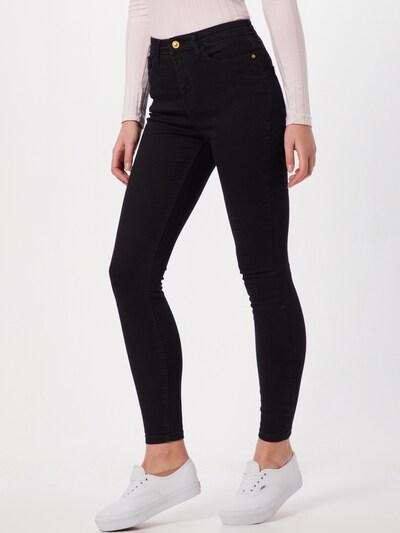 JACQUELINE de YONG Jeans 'JDYJONA' in black denim, Modelansicht