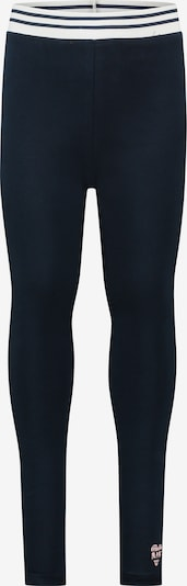Noppies Leggings 'Clarence' in de kleur Nachtblauw / Wit, Productweergave