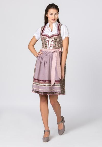 Rochițe tiroleze 'Talita' STOCKERPOINT pe culori mixte / roz / roșu, Vizualizare model