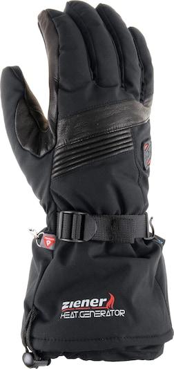 ZIENER Germo Skihandschuhe in schwarz, Produktansicht