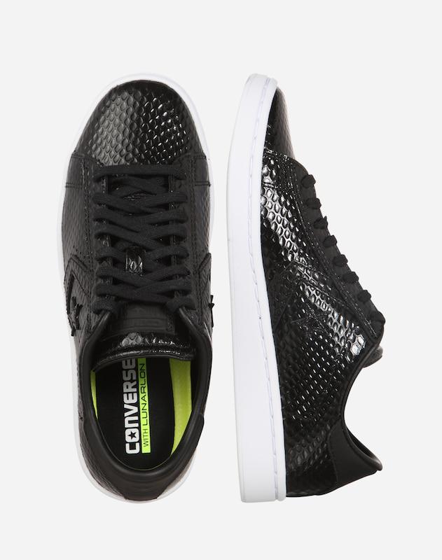 CONVERSE Sneaker Low mit Reptiloptik
