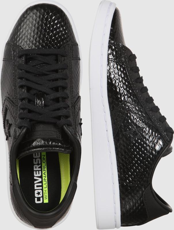 CONVERSE Qualität Sneaker Low mit Reptiloptik Hohe Qualität CONVERSE a0cd37